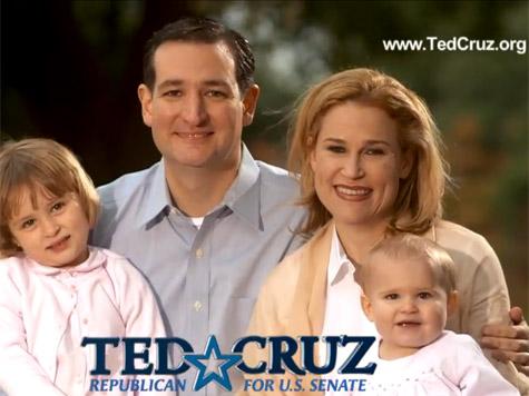 Heidi Cruz- Junior Texas Senator Ted Cruz's Wife
