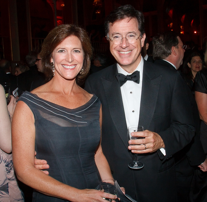 Evelyn McGee Colbert- Stephen Colbert's Wife